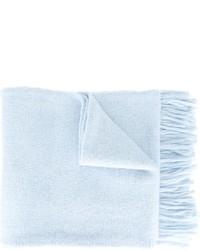 AMI Alexandre Mattiussi Plain Knitted Scarf