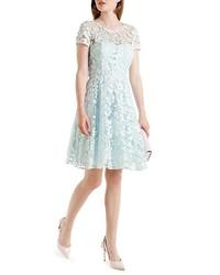 Caree floral lace dress medium 368411