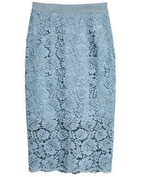 Lace pencil skirt medium 5031317