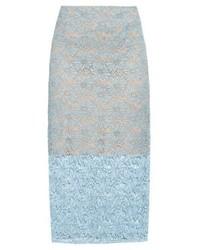 Acne Studios Porto Lace Pencil Skirt