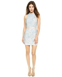 Women s Light Blue Lace Sheath Dresses from shopbop.com  907d4ba85