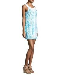 Mcfarlene cotton shift dress medium 4397585