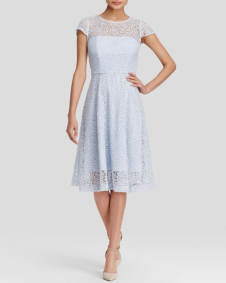 093db8b87bc ... Reiss Rhomona Floral Lace Dress Bloomingdales ...