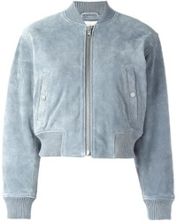 See by Chloe See By Chlo Cropped Bomber Jacket
