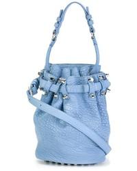 Alexander Wang Diego Bucket Crossbody Bag