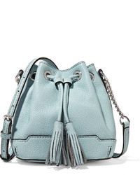 Rebecca Minkoff Micro Lexi Leather Bucket Bag