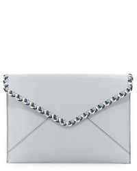 Chase leo leather envelope clutch bag medium 1246756