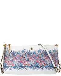 Elliott Lucca Floral Three Way Clutch Bag