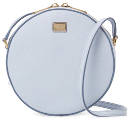 ... Bags Dolce   Gabbana Glam Small Leather Round Crossbody ... 99eaabfac2a21