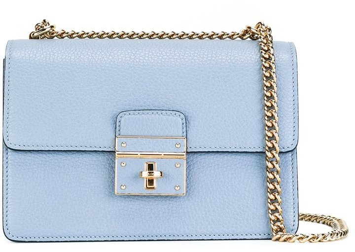 12493d519a48 ... Dolce   Gabbana Rosalia Shoulder Bag