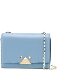270c045bd235 Emporio Armani Women s Light Blue Bags from farfetch.com