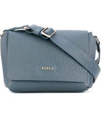 Furla Grained Effect Crossbody Bag