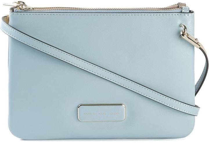 3ee9d2ca717f ... Leather Crossbody Bags Marc by Marc Jacobs Ligero Double Percy Crossbody  Bag