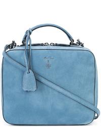 MARK CROSS Zip Around Crossbody Bag