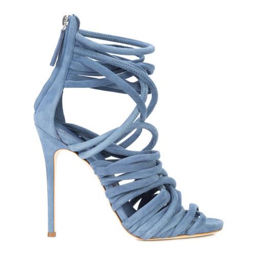 Giuseppe Zanotti Design Alien 115 Cage Sandals