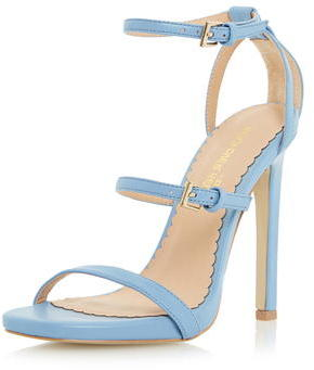 Dorothy Perkins Head Over Heels Blue Mermaid Sandals | Where to ...