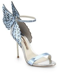 Webster Sophia Evangeline Winged Leather Sandals