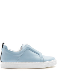 Pierre Hardy Low Top Leather Trainers