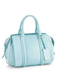 Hugo Boss Berlin Grain Leather Handbag With Detatchable Shoulder Strap