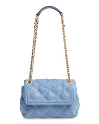 Tory Burch Fleming Soft Quilted Leather Shoulder Bag