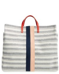 Clare Vivier Clare V Simple Tote Blue