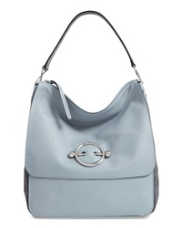 JW Anderson Disc Leather Hobo Bag