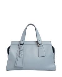 Giorgio Armani Le Sac 11 Leather Top Handle Bag