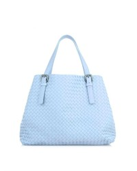 Bottega Veneta Intrecciato Small Leather Tote