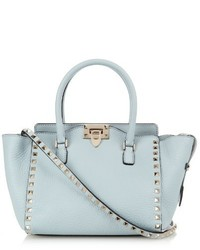Valentino Rockstud Medium Leather Cross Body Bag