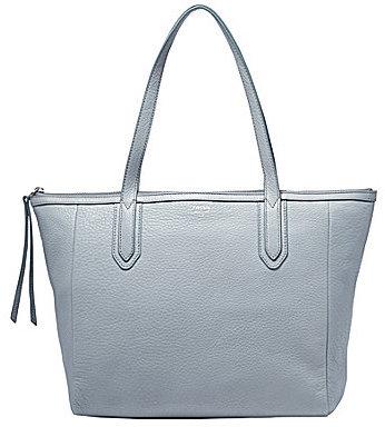 ... Bags Fossil Sydney Glazed Leather Shopper ...