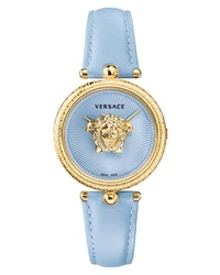 Versace Palazzo Empire Leather Watch