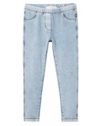 MANGO Kids Kids Denim Leggings