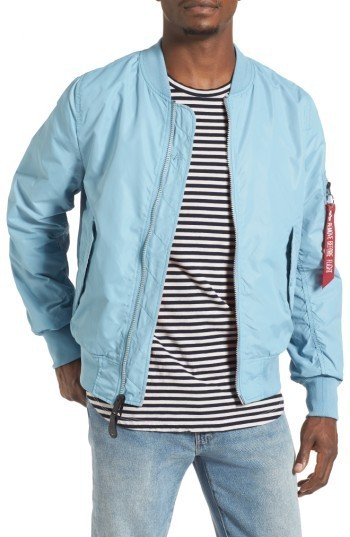 Alpha Industries Lb 2 Scout Reversible Flight Jacket | Where to ...
