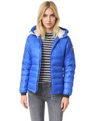 Canada Goose Pbi Camp Hooded Jacket