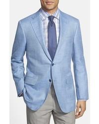 Men's Light Blue Linen Blazers from Nordstrom | Men's Fashion