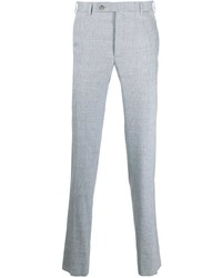 Canali Mid Rise Chino Trousers