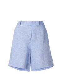 Loro Piana Tab Front Short Shorts
