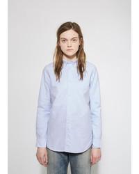 Visvim Albacore Knit Patch Shirt