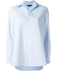 Paint splatter blouse medium 3641383