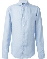 Armani Jeans Classic Button Down Shirt