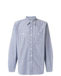 Engineered Garments Asymmetric Pockets Shirt