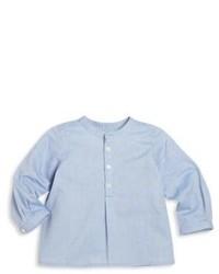 Bonpoint Babys Textured Shirt