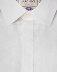 d4428dddb75d ... Ted Baker Blish Floral Jacquard Shirt ...