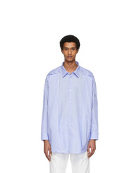 N. Hoolywood Blue Big Shirt