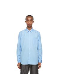 Comme Des Garcons SHIRT Blue Classic Forever Shirt