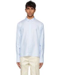 Ader Error Blue Croll Shirt