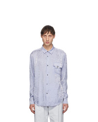 Keenkee Blue Eye Pocket Shirt