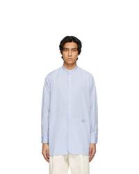Maison Margiela Blue Oxford Shirt
