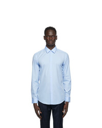 BOSS Blue Slim Fit Shirt