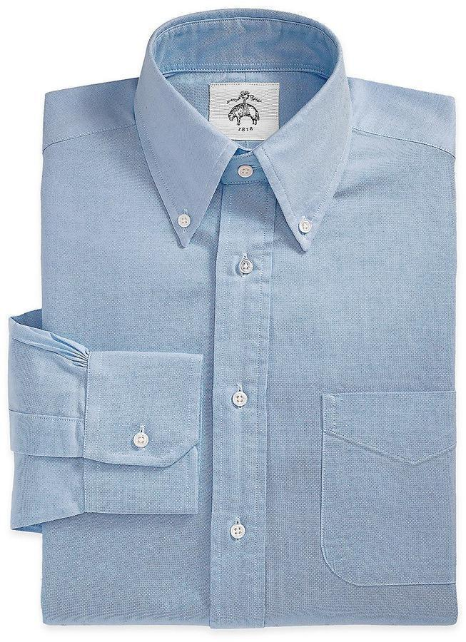 Brooks Brothers Button Down Oxford Shirt | Where to buy & how to wear